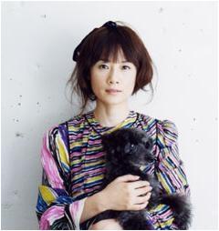とても40代とは思えない女優の原田知世さん♪