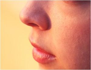 高い鼻イメージ画像
