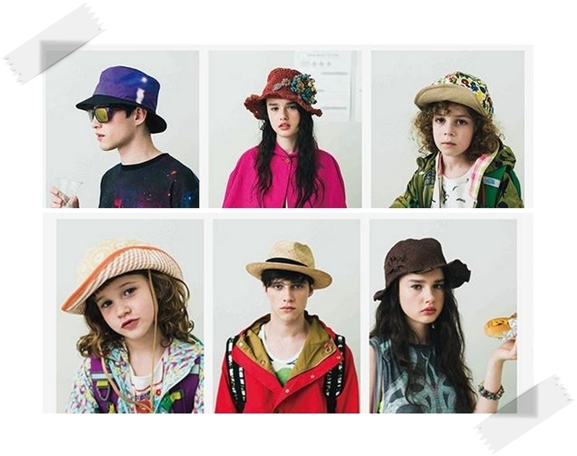 フェス帽子イメージ