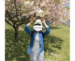 花見コーデイメージ画像