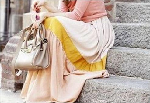 ロングスカートイメージ画像