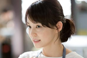 石田ゆり子髪型コントレール
