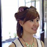 七五三ママのスーツ姿に似合う髪型特集♡自分でできる簡単ヘアアレンジ