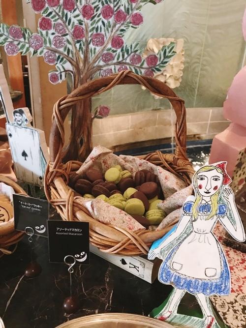 アリスからの招待状ヒルトン大阪